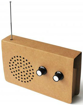 Cardboard FM Radio/Speaker | Videography | Cardboard
