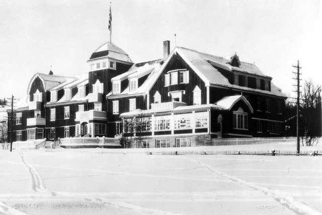 Dombaas hotell 1930 - Arnstein Arneberg – Wikipedia