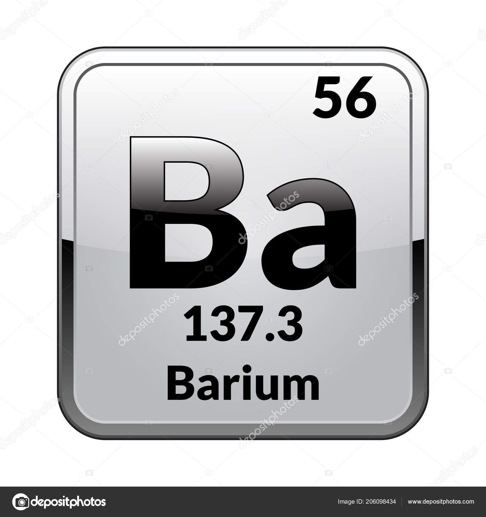 Worksheet Element 56 On The Periodic Table