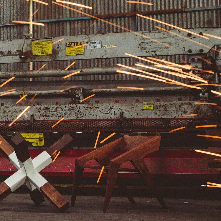 Furniture Designer/Builder Jory Brigham's Unusual Path to Success - Core77