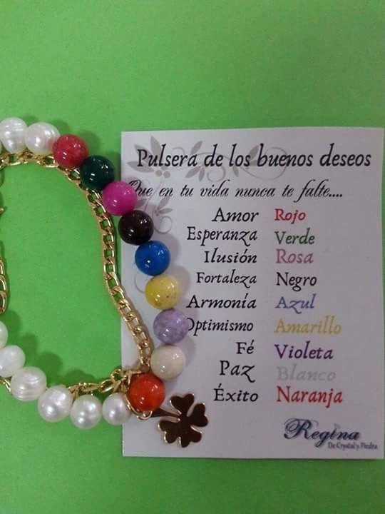 434193065040 Significado de los buenos deseos Collares De Perlas
