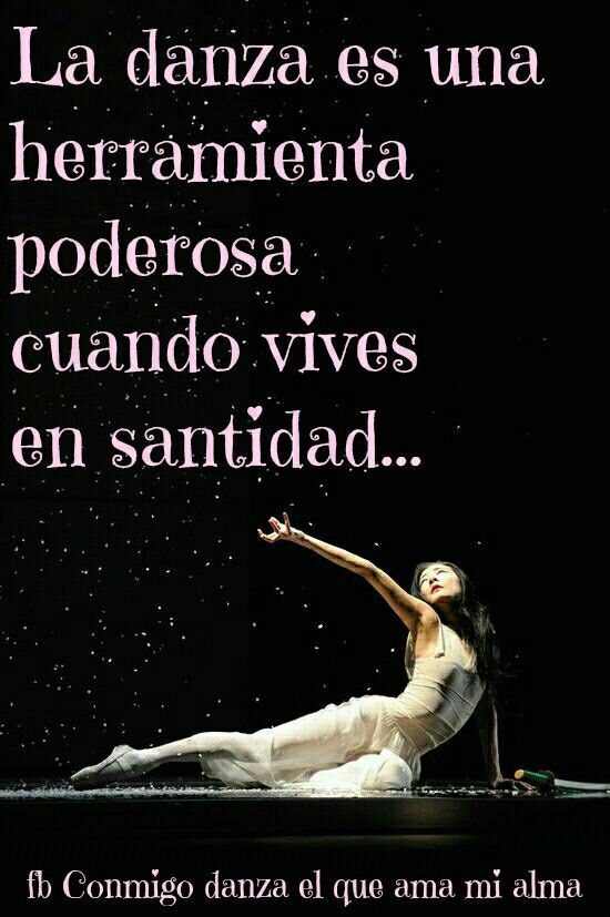 Santo!! Danza cristiana | DanceQuotes | Dance workshop