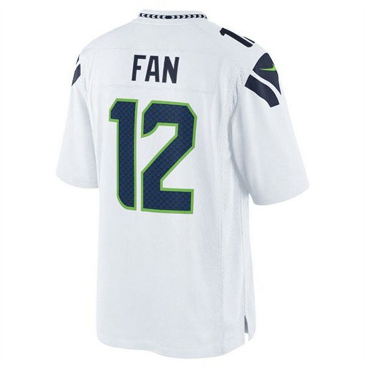 new arrival a4834 cc59f Nike Men 12th Man Seattle Seahawks Game Jersey | Project ...