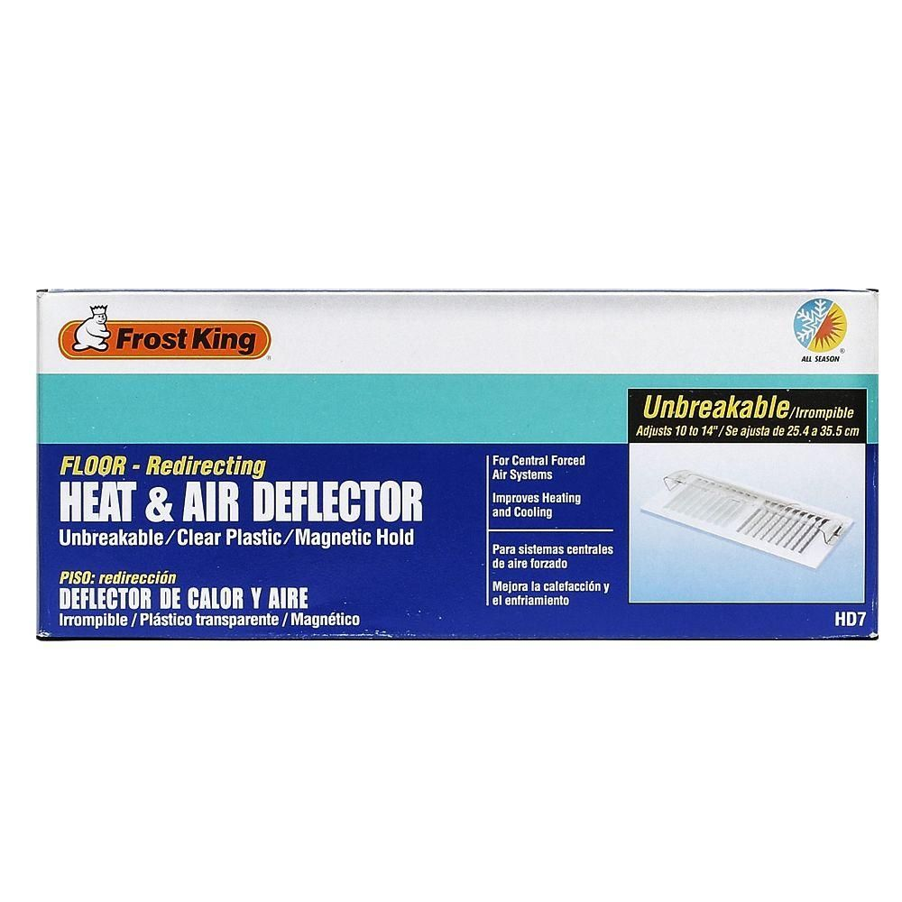 Heat And Air Deflector Hd7 Air Diffusers Heating Cooling Flooring