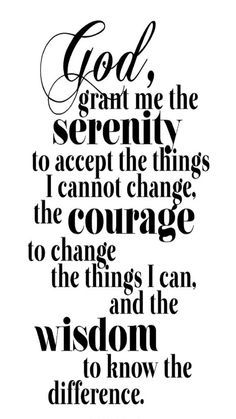 Pin By Yvonne Chavez On Prayer Serenity Prayer Prayers Quotes
