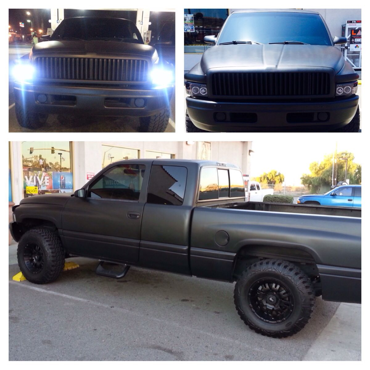 small resolution of 97 dodge ram fixed up and upgraded