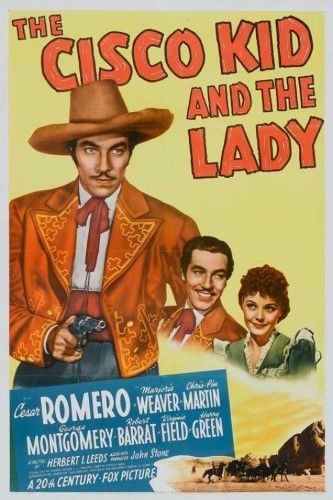 Watch The Cisco Kid and the Lady Full-Movie Streaming