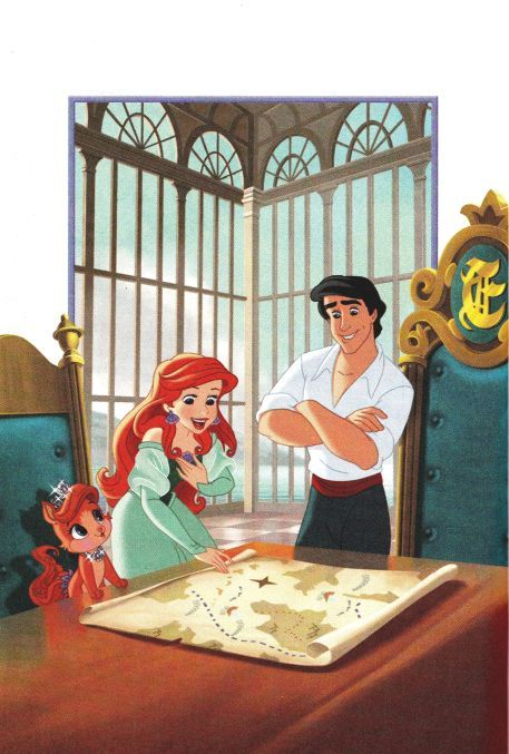 Ariel (314) by JoshuaOrro on DeviantArt