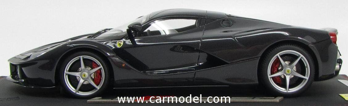 BBR-MODELS P1867CF 1/18 FERRARI LAFERRARI 2013 - FULL CARBON FIBRE