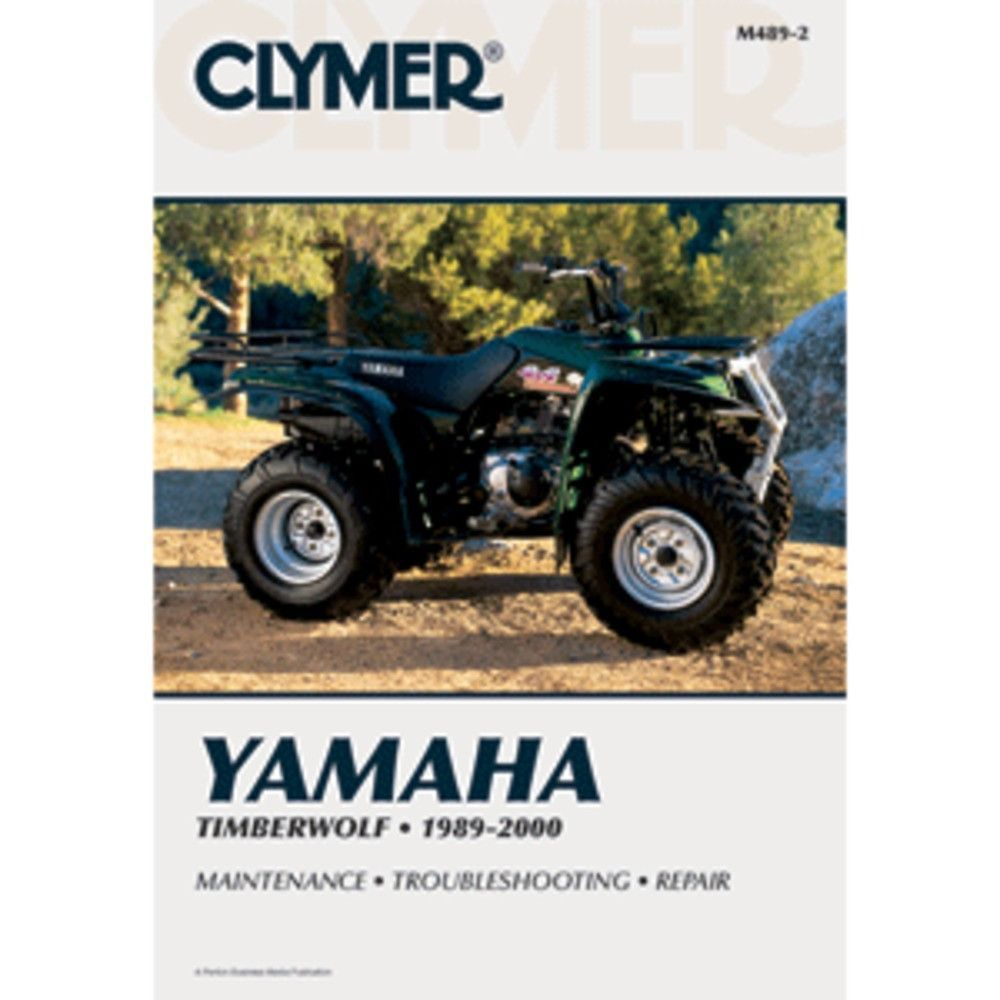Clymer Yamaha Timberwolf 1989 2000 Yamaha Timberwolf 1989 2000clymer Atv Repair Manuals Are Written Specifically For The Do It Yourse Clymer Yamaha Kawasaki