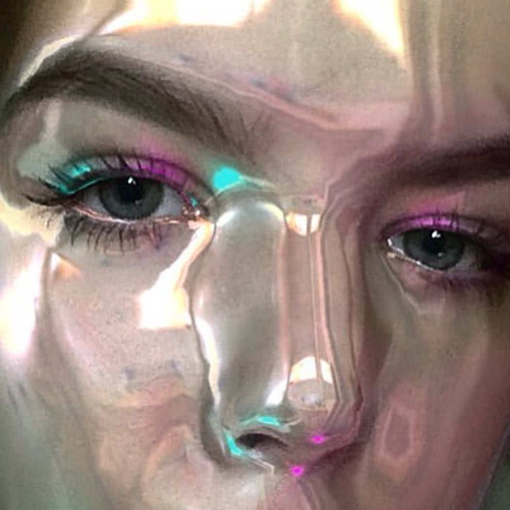 Face Tattoo Filter Instagram: The Instagram Plastic Face Filter Taking Over The Internet