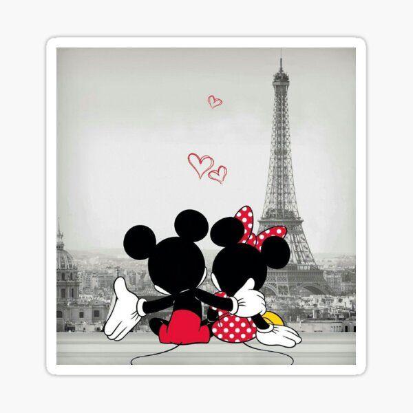 Pegatina 'Mousses en París' de Keny13
