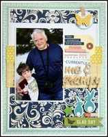 A Project by hip2bsquare from our Scrapbooking Gallery originally submitted 10/05/12 at 04:09 PM