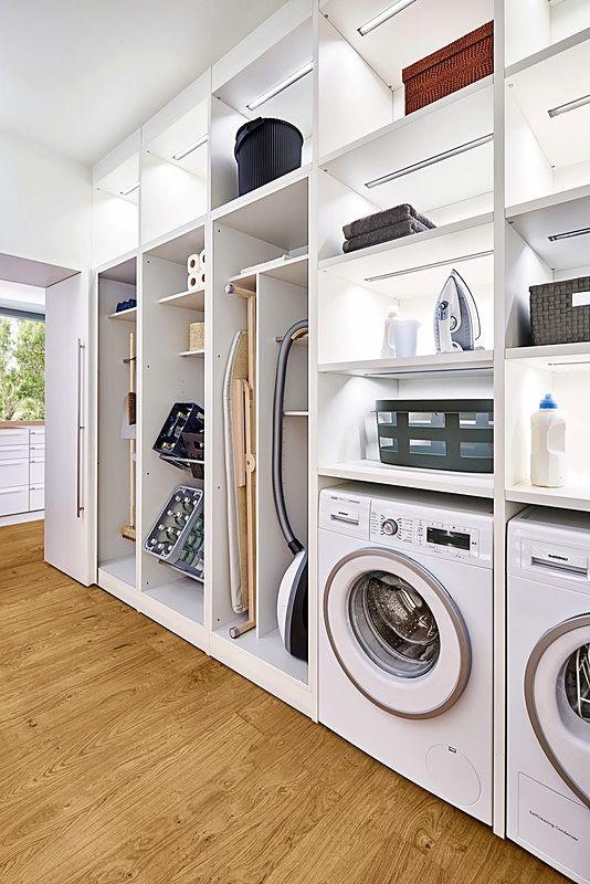 Neue Modelle, neue Farben, neue Trends der Firma Leicht 2018 für ihre Küche. #laundryrooms