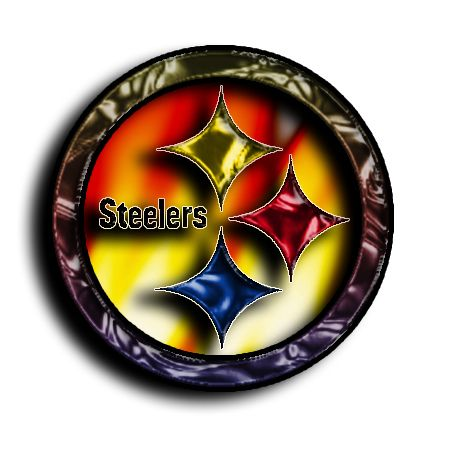 Stylized Steelers Logo Butterfly Pinterest Pittsburgh Steelers