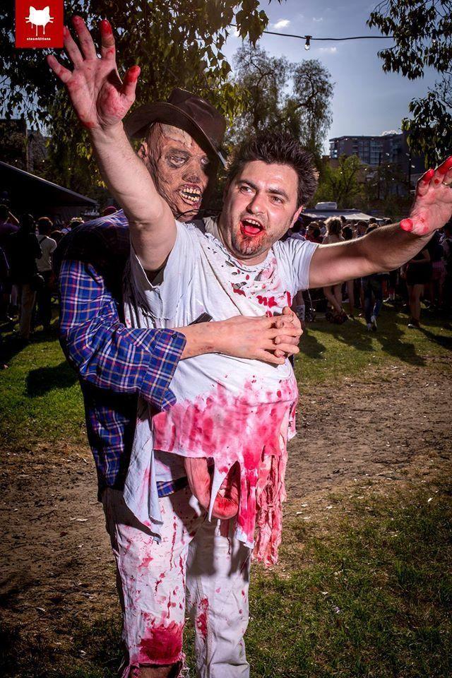 Zombie illusion costume Illusion costumes, Costumes