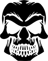 image result for skull stencil schablonen pinterest. Black Bedroom Furniture Sets. Home Design Ideas