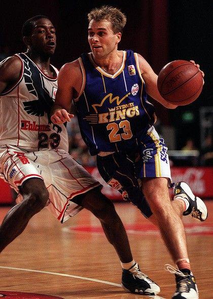 Shane Heal, Sydney Kings