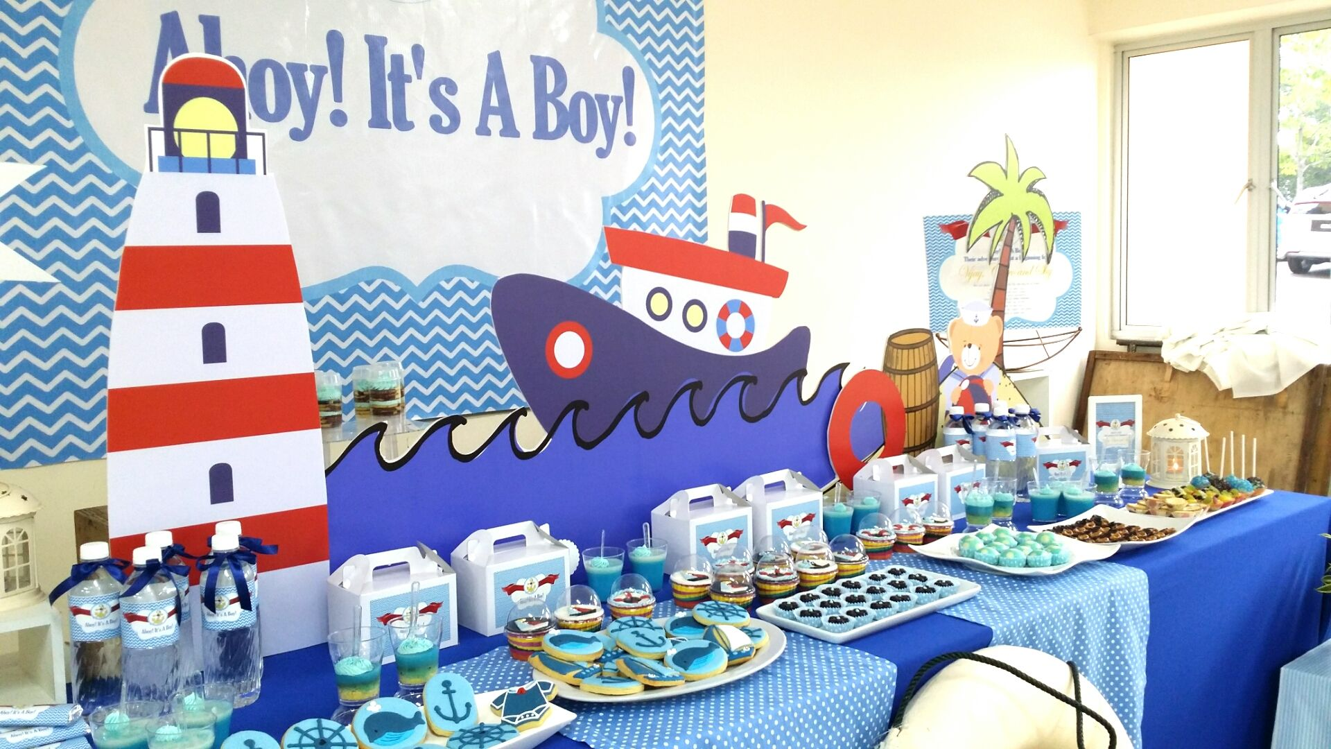 nautical theme baby shower theme nautical baby shower baby
