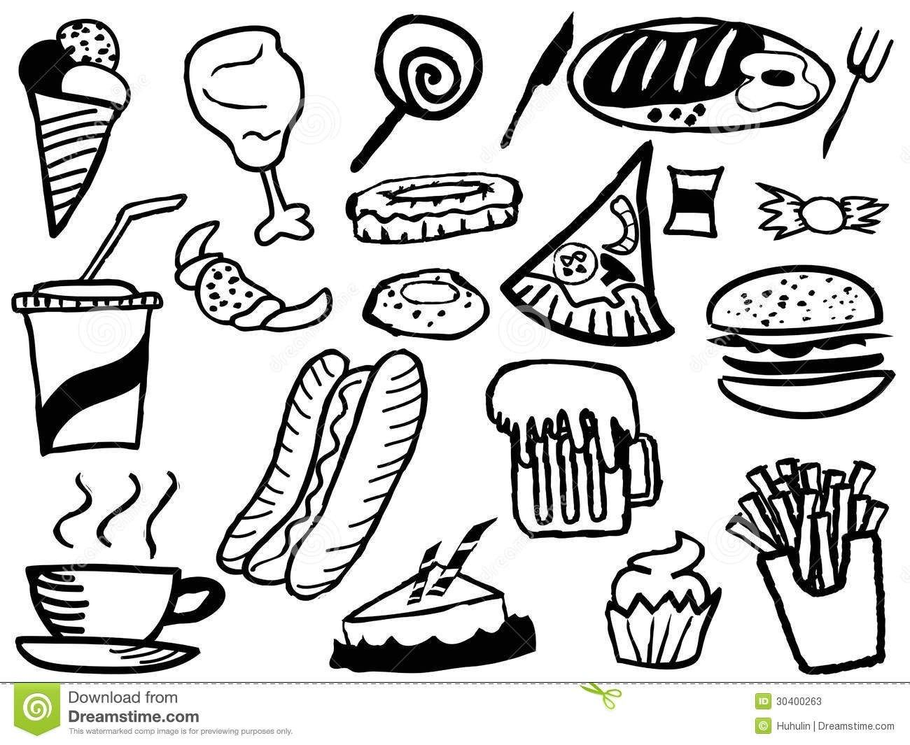 22 Awesome Image Of Food Coloring Pages Davemelillo Com Food Coloring Pages Free Kids Coloring Pages Free Printable Coloring Pages