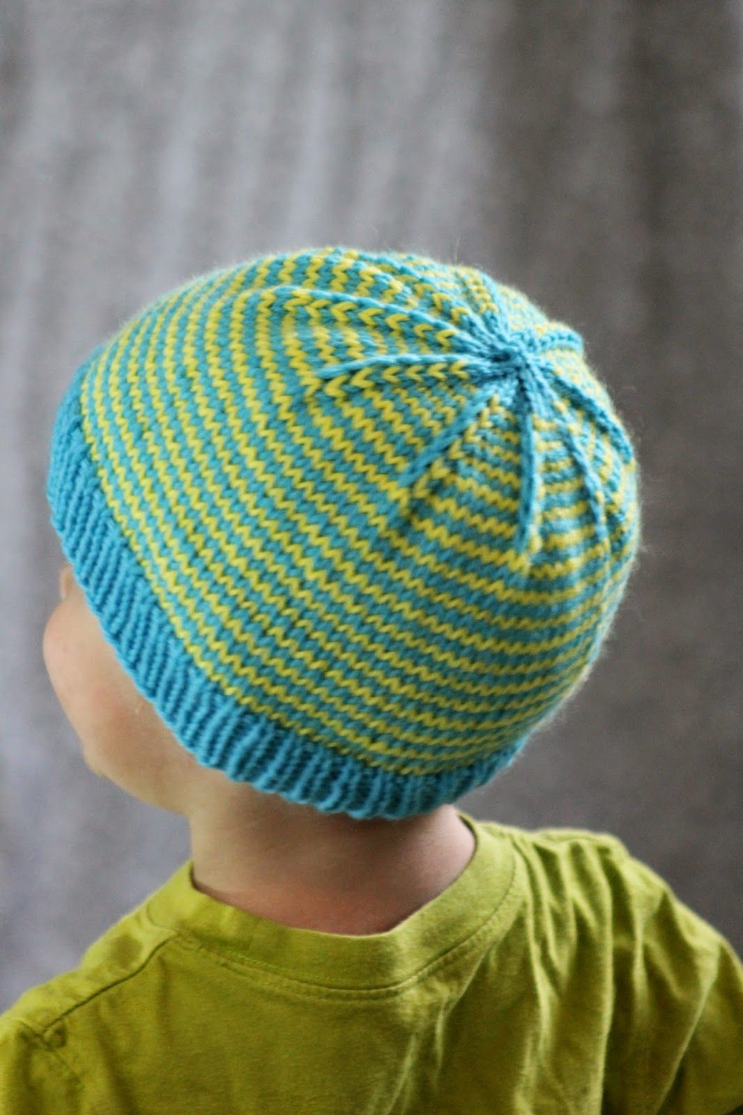 Sunny Stripes Hat | Sunnies, Knitting patterns and Free pattern