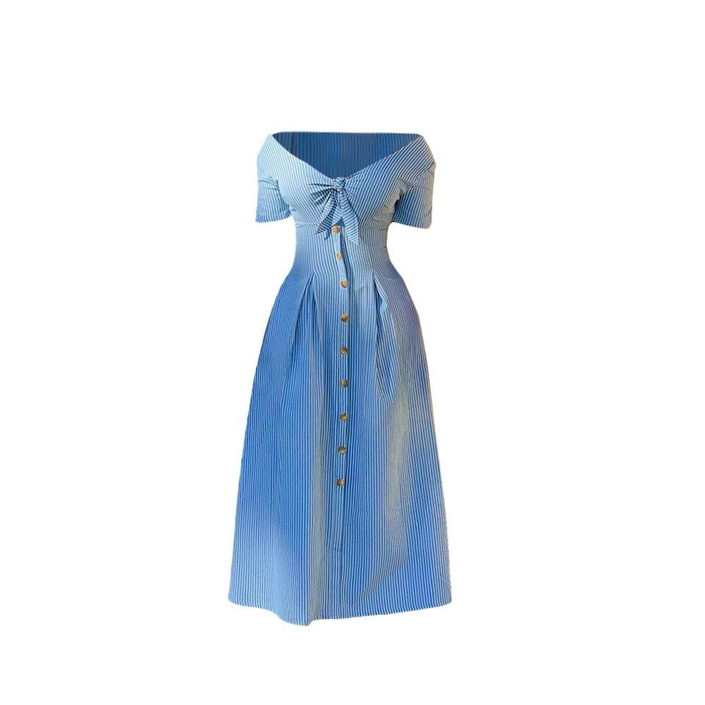 Women's Clothing Honey Echoine Sexy Summer Dress 2019 Beach Boho Style Leave Pattern Clothes Sleeveless Sleeveless Spaghetti Straps Womens Dress