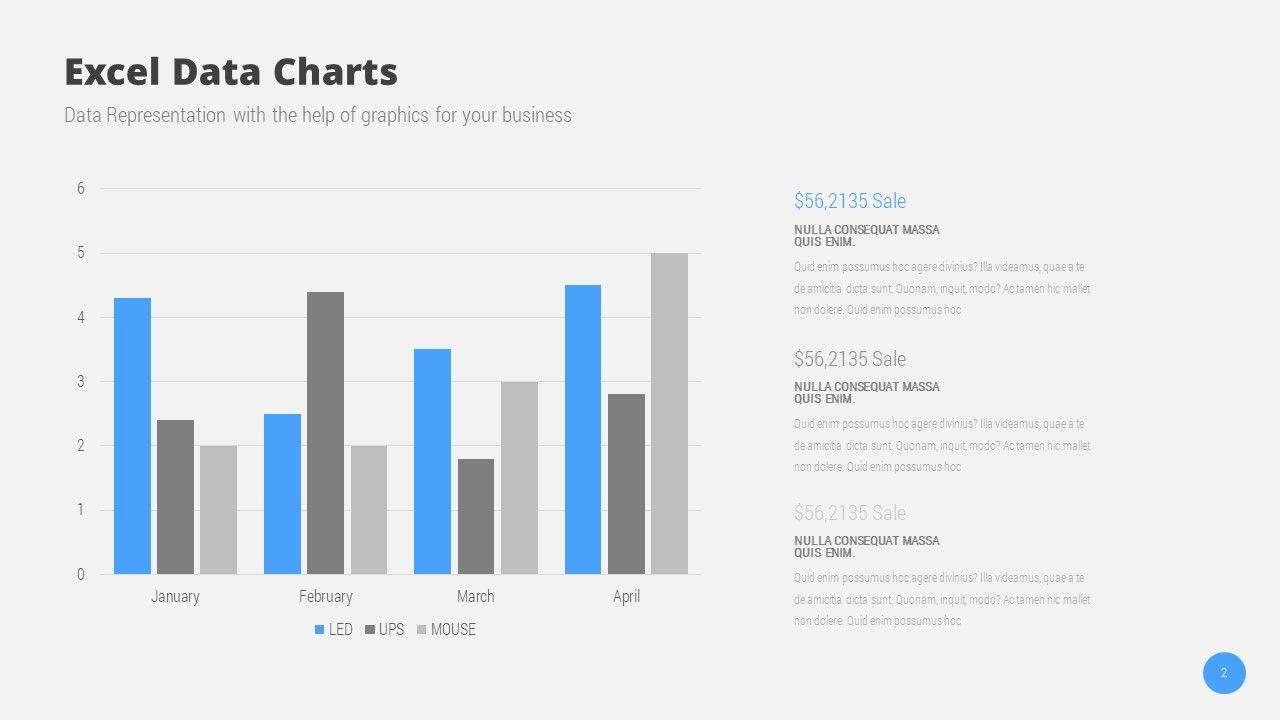 Pro Charts Power Point Presentation