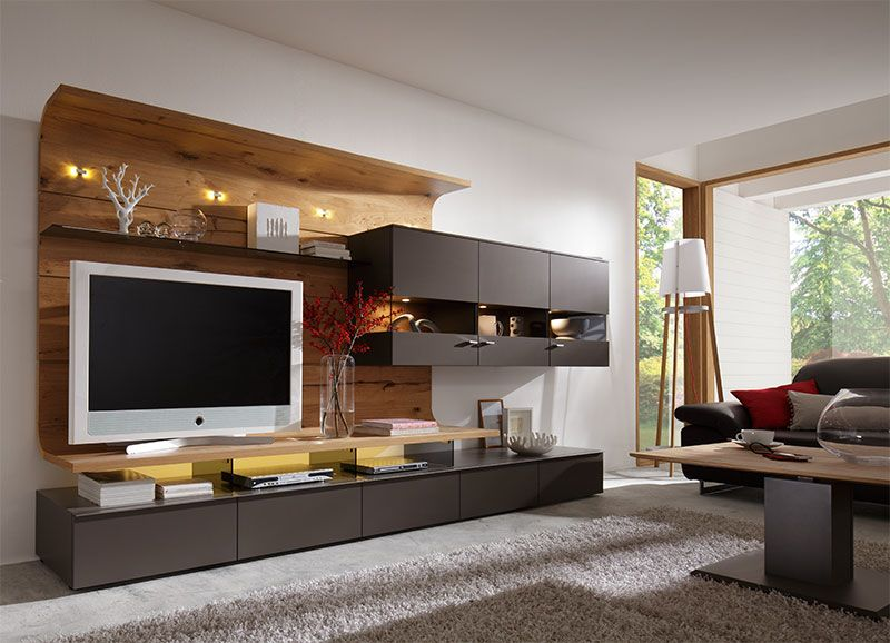 15 Modern Tv Wall Units For Your Living Room | White Wood Walls