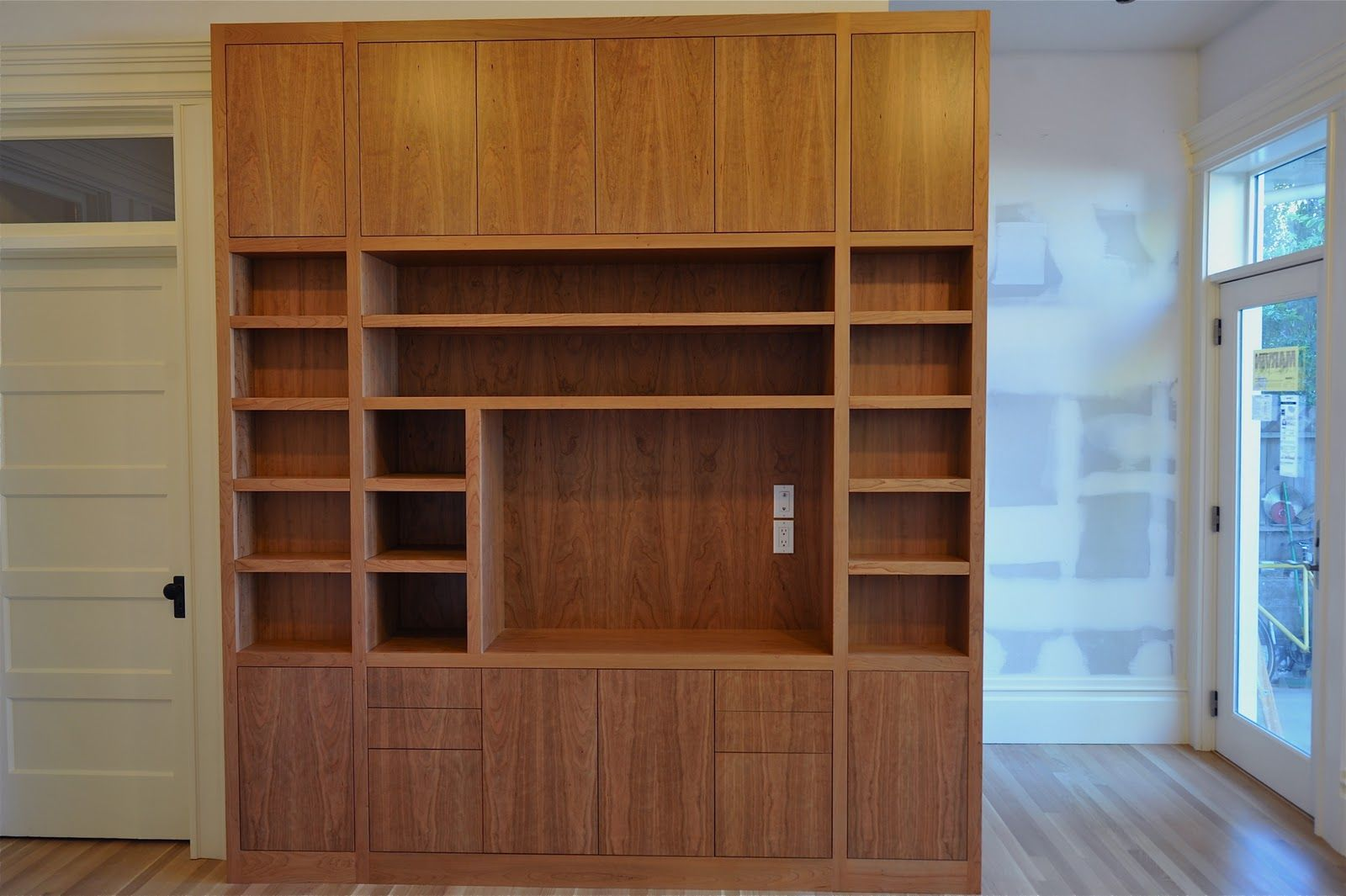 Furniture Marvelous Modern With Solid Hardwood Finish And Wood Grain Rollable Flooring For Kitchen Wonderful Wall Cabinet Designs Jpg