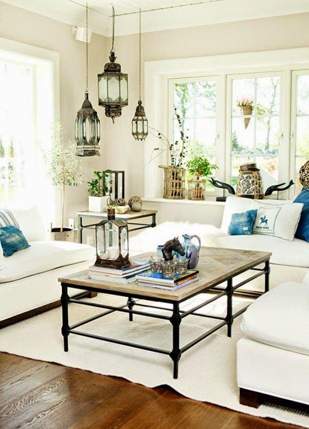 lampa över soffbord - Sök på Google | Future home | Pinterest ...