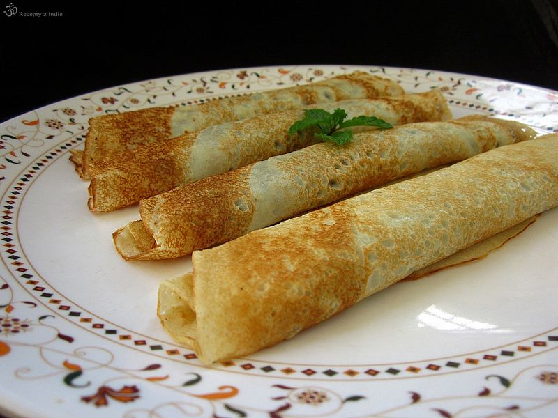 Pate a crepes Julia Child