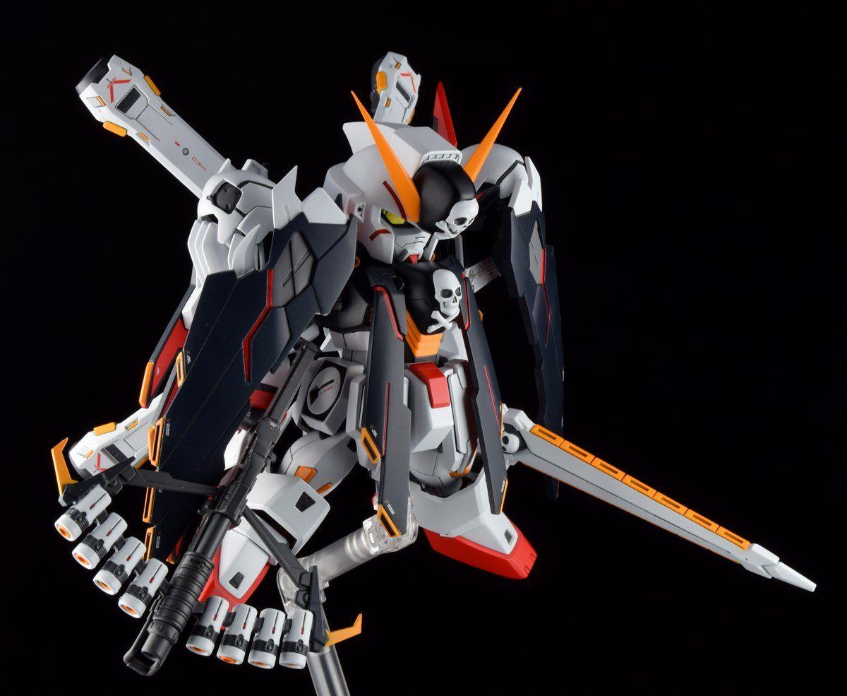 Gundam Guy Crossbone Gundam X1 Full Cloth Customized