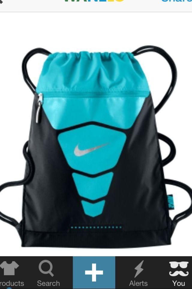 Nike String Draw Bag Sports Nike Bags Nike Sports Bag