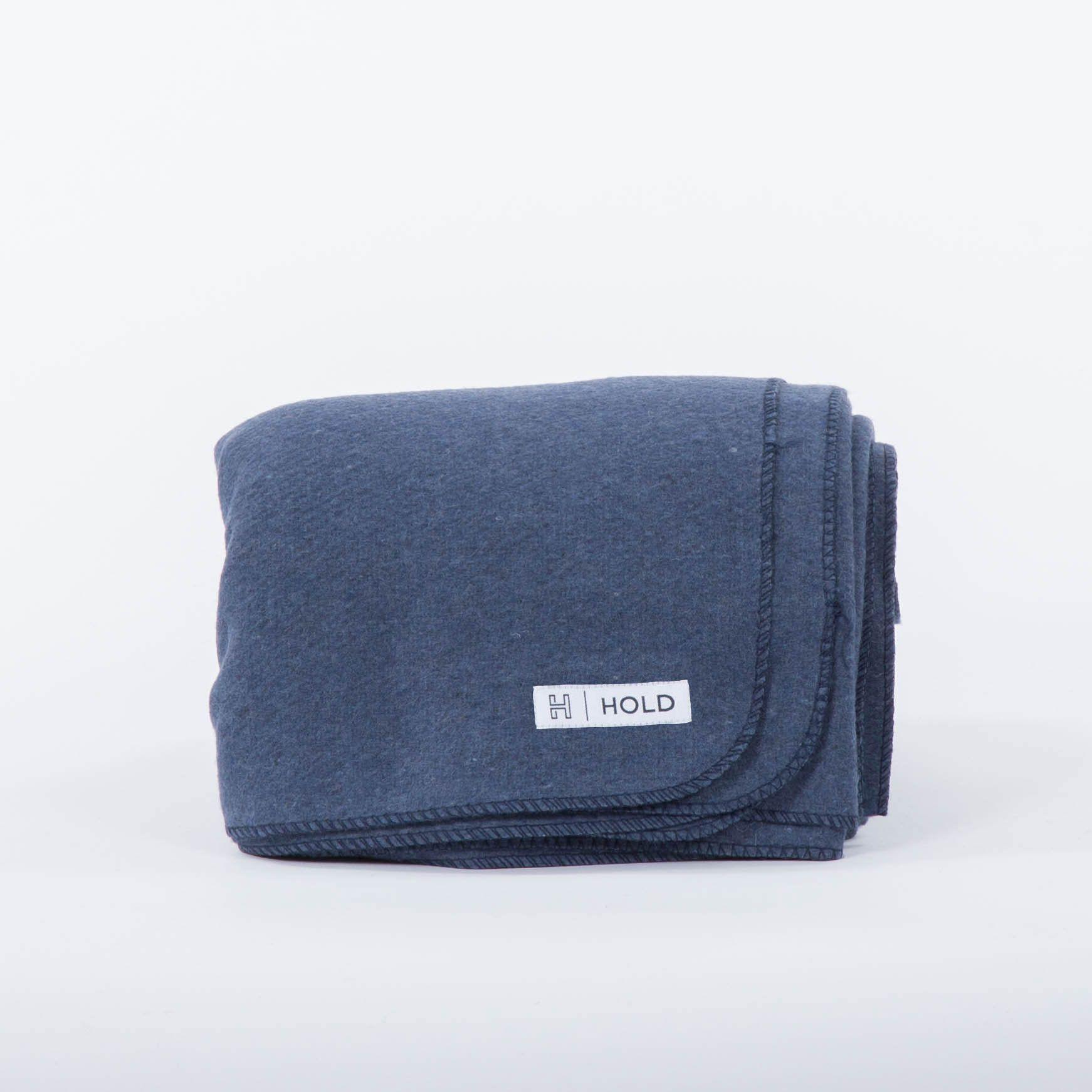 Hold - Indigo Blanket