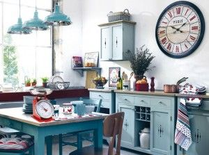 idee deco cuisine retro | cuisine vintage, vintage kitchen and ... - Idee Deco Cuisine Vintage