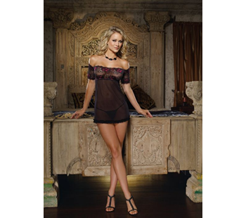 Babydoll Thong Style 7990