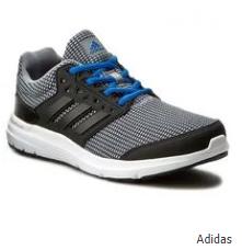 Adidas Galaxy 3 1 M Running Shoes Grey Black Running Shoes Grey Running Shoes Shoes