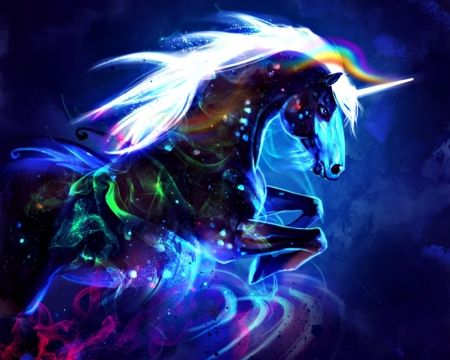 Unicorn Fantasy Wallpaper Id 2031048 Desktop Nexus Abstract Unicorn Fantasy Unicorn Art Unicorn Pictures