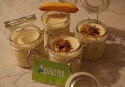 crème  saveur madeleines - Valérie K.