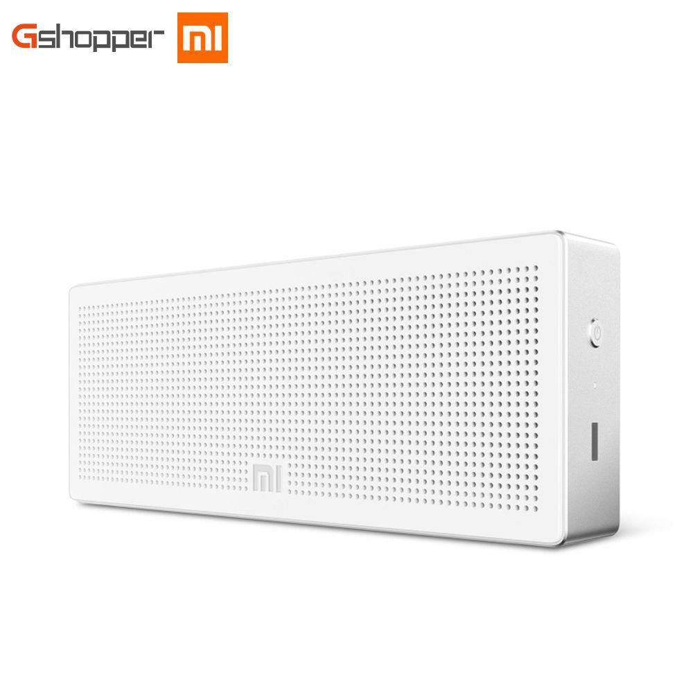 Freeshipping 100 Oryginalny Xiaomi Mi Wirelee Kwadratowe Pole Anker Soundcore 2 Bluetooth Speaker A3105011 Dwiku Gonik Box Przenone Dla