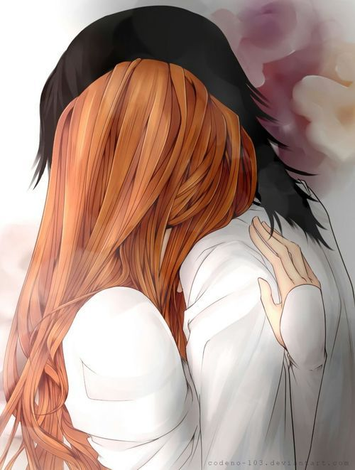 BLEACH Ulquiorra x Orihime - Not really into romance in ...