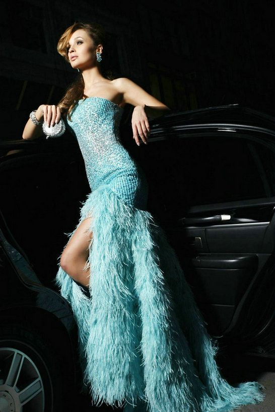 Feather Pageant Dresses Pageant Dress Designer | Things to Wear ...