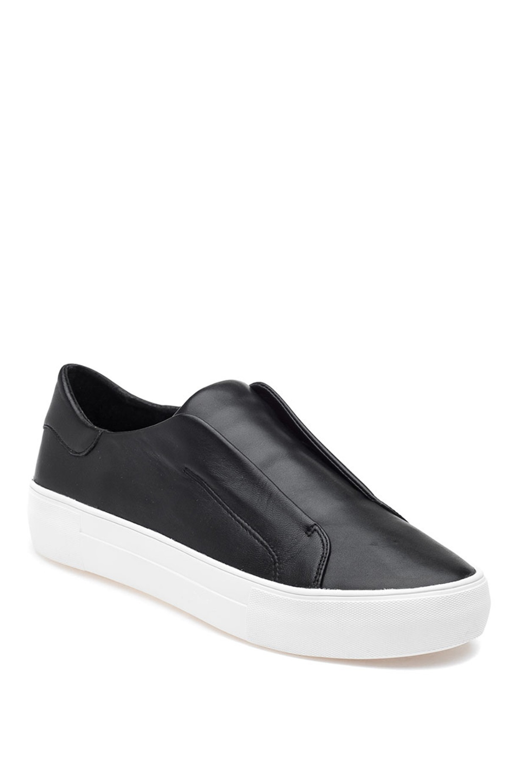 J Slides Alara Leather Slip On Sneaker Nordstrom Rack In 2020 Slip On Sneaker Leather Slip Ons Slip On