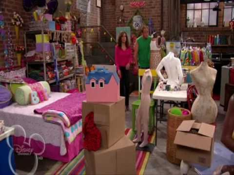Harper S Room From Wizards Of Waverly Place Colors And
