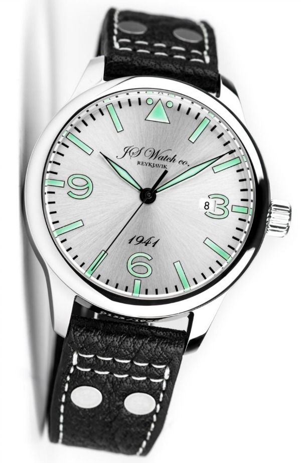 JS Watch Frisland 1941 Aviator