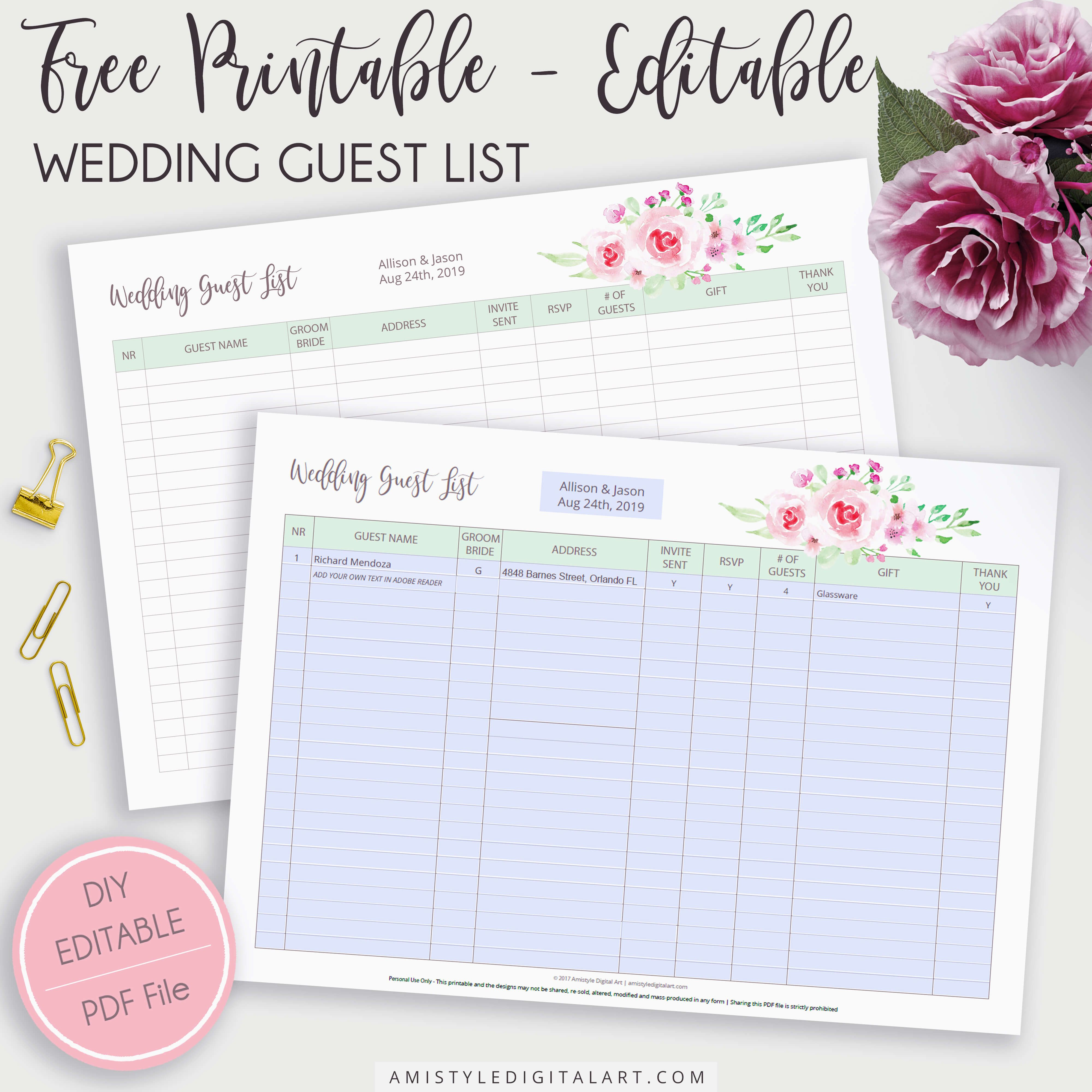 are you struggling to keep track your wedding guests u0026 39  data