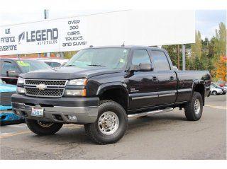 2005 Chevrolet Silverado 2500hd Crew Cab >> 2005 Chevrolet Silverado 2500 Hd Crew Cab Lt Long Bed