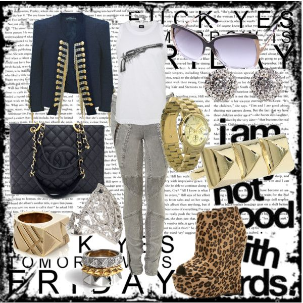 POLYVORE I MISSED U !! :D, created by mggan