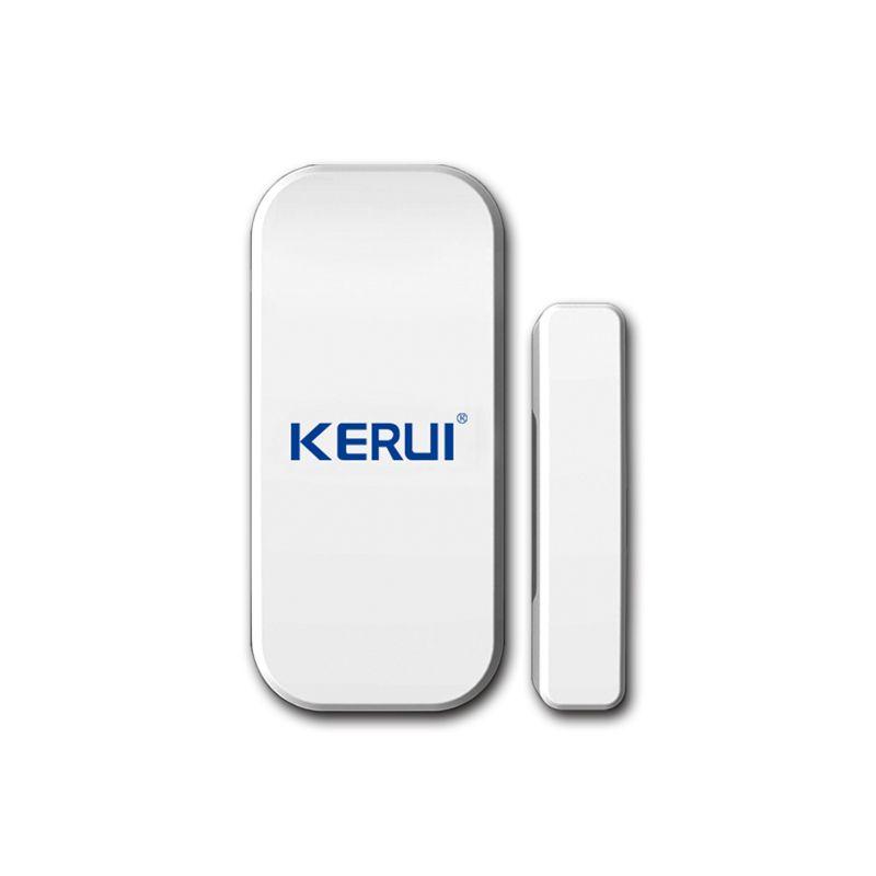 433 Mhz Wireless Window Deur Magneet Sensor Detector Voor Home