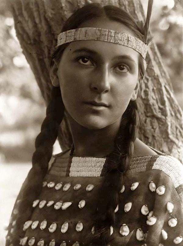 Mujer sioux mujer nativos americanos indios - Fogli da colorare nativo americano ...